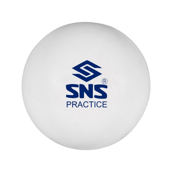 SNS Practice Smooth Hockey Balls - Box of 6