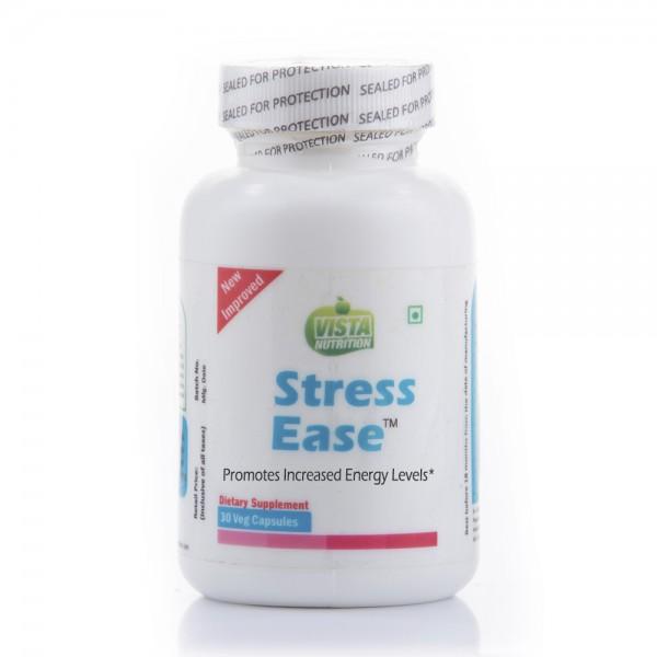 Vista Nutrition Stress Ease-30 Capsules