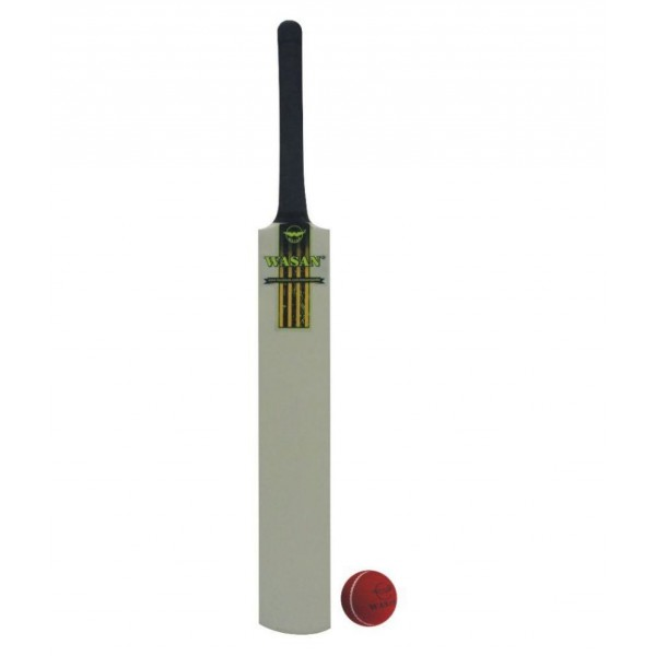 Wasan Bat and Ball Size 4 Cricket Kit