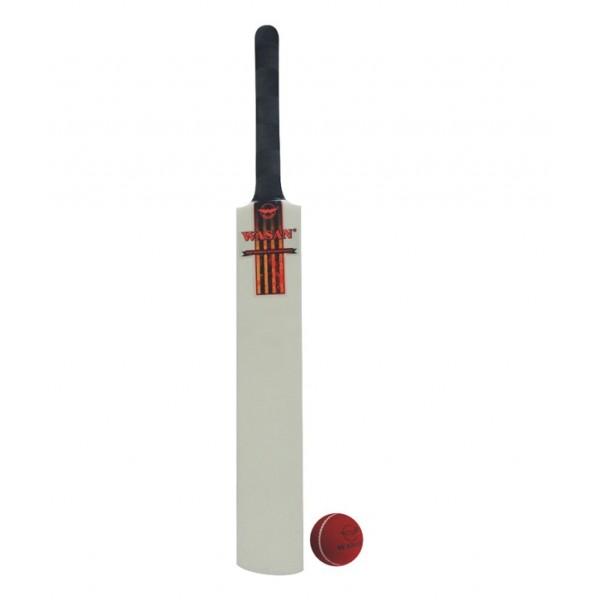Wasan Bat and Ball Size 3 Cricket Kit