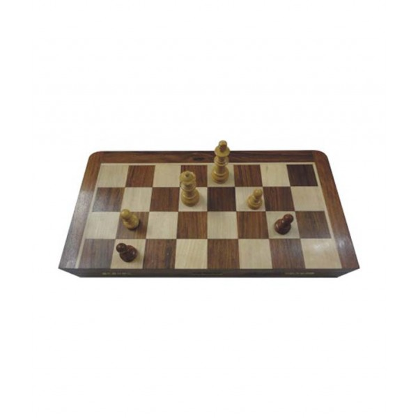 Chopra Chess Non Magnetic Big 14 Inch Chess Board