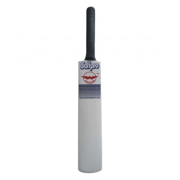 Wasan Bat and Ball Size 0 with Junior Ball Cricket Kit