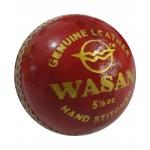 Wasan Leather Cricket Ball