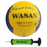 Wasan 2 Piece Volleyball Kit - Yellow