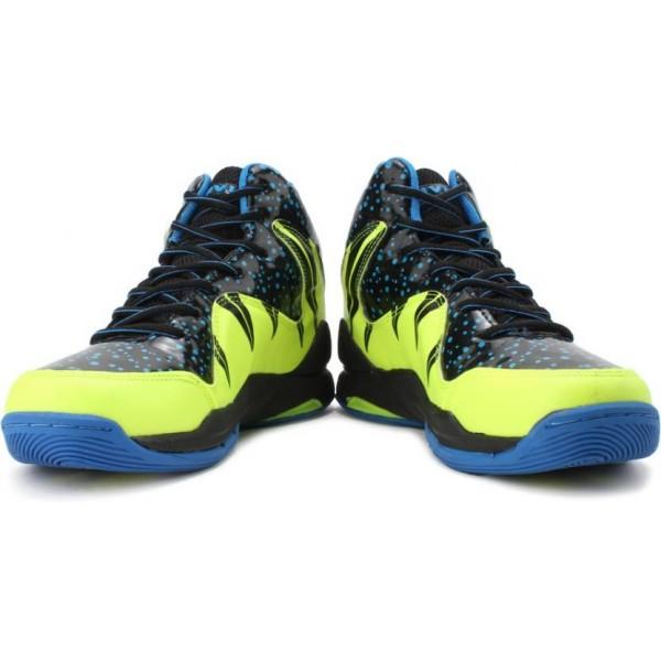 Nivia Heat Basketball Shoes 629 (Multicoloured)
